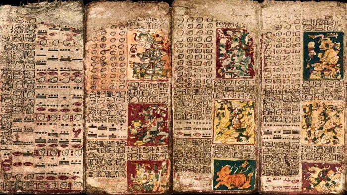 Uma nova análise ao Códice de Dresden, o mais antigo livro maia já conhecido até…