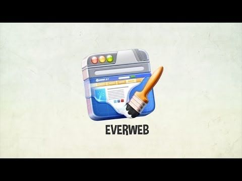 EverWeb - Drag & Drop Website Builder, replacement for Apple's iWEB