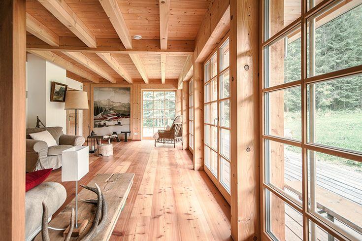 Die besten 25 holzhaus ideen auf pinterest blockh user for Holzhaus modern einrichten