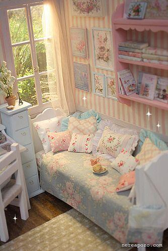 SPRING AWAKENING Diorama :)