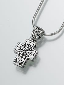 24 best cremation jewelry for ashes images on pinterest cremation filigree cross cremation pendant store cremation ashes within the pendant and keep a loved one close to your heart mozeypictures Choice Image