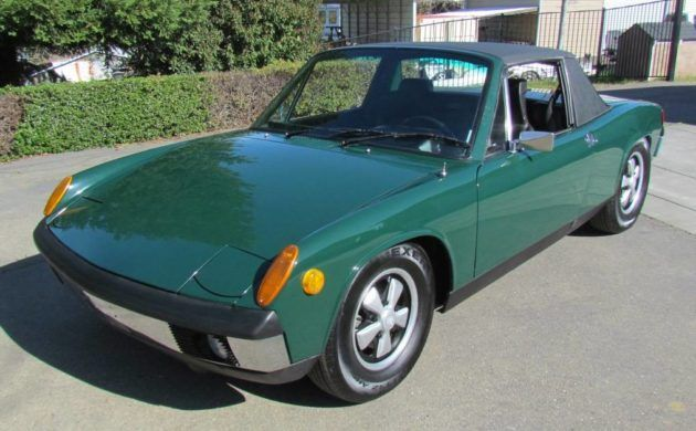 Flat Six Survivor 1970 Porsche 914 6 In 2020 Porsche 914 Porsche Mode Of Transport