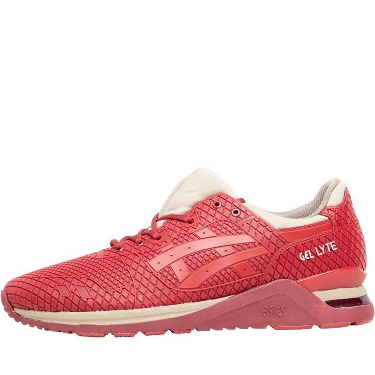 Asics Tiger Gel Lyte Evo Armour Pack Trainers Asics Tiger lace-up trainers with a split tongue. http://www.MightGet.com/february-2017-2/asics-tiger-gel-lyte-evo-armour-pack-trainers.asp