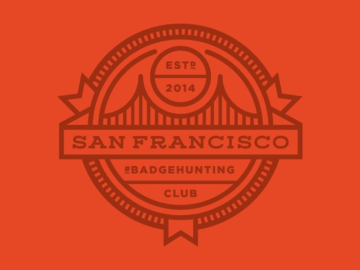 Sanfranciscobadgehuntingclub2 by Allan Peters