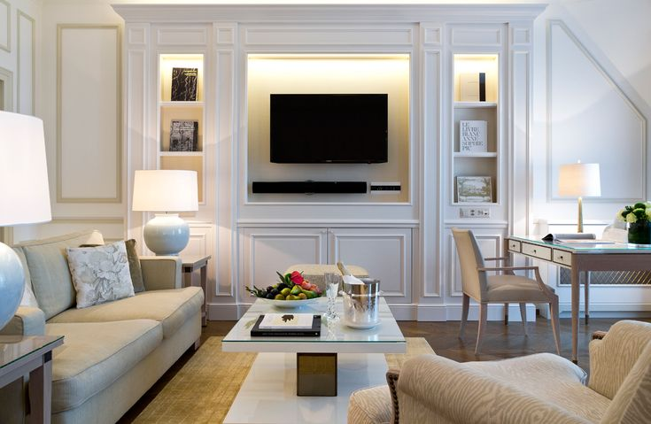 Hôtel Beau-Rivage Palace Lausanne-Suite Duplex