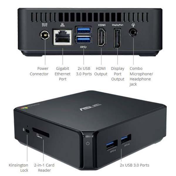 Mini PC Asus Chromebox
