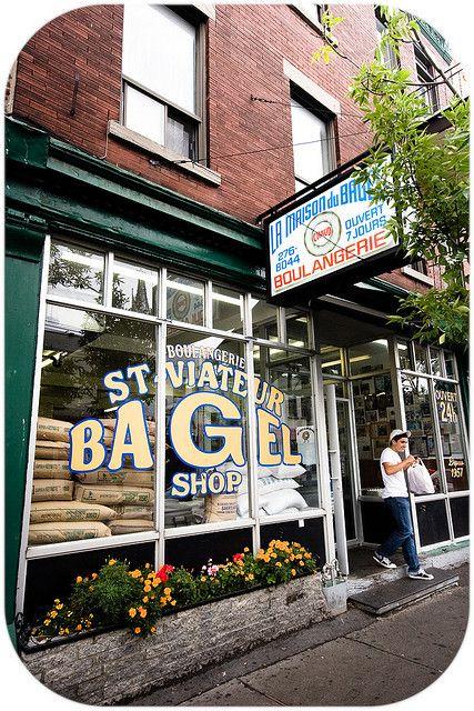 boulangerie st-viateur bagel shop, montréal | Flickr: partage de photos!