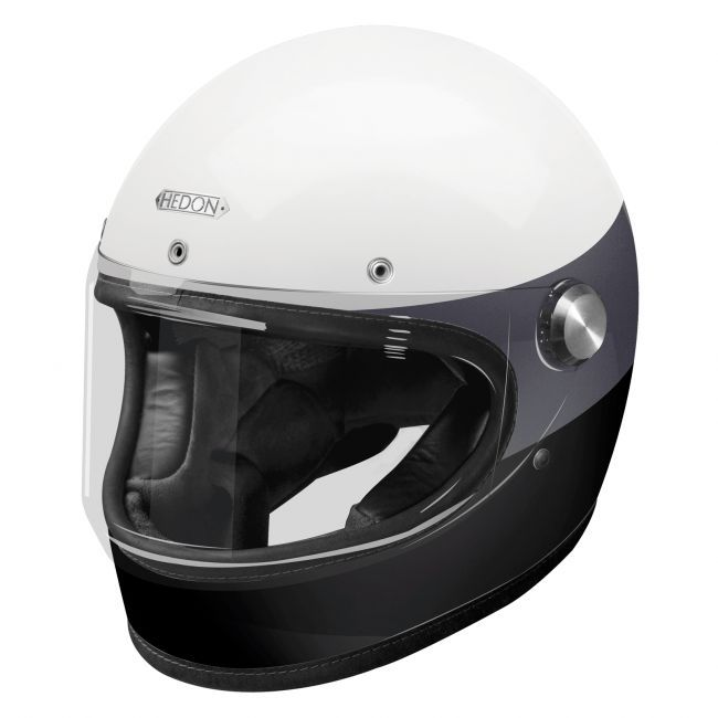CASQUE INTEGRAL HEDON HEROINE RACER BIKE SHED - 749€