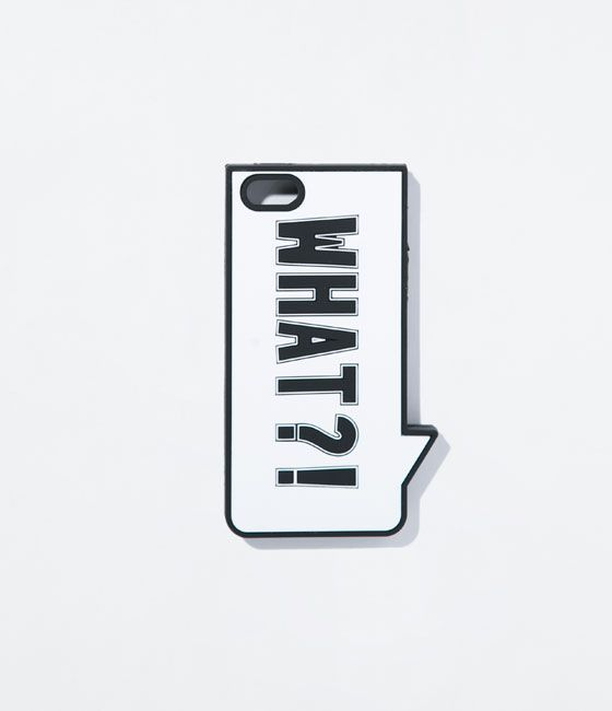 Image 1 of CELLPHONE COVER from Zara