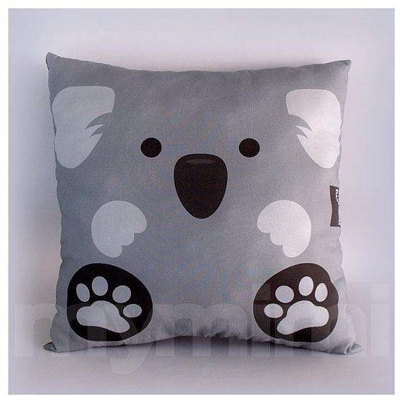 12+x+12+Pillow+Koala+Bear+Animal+Pillow+Stuffed+Animal+by+mymimi,+$21.00