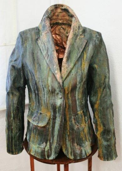 Iron Jacket  Begoña Fernandez-Castaño