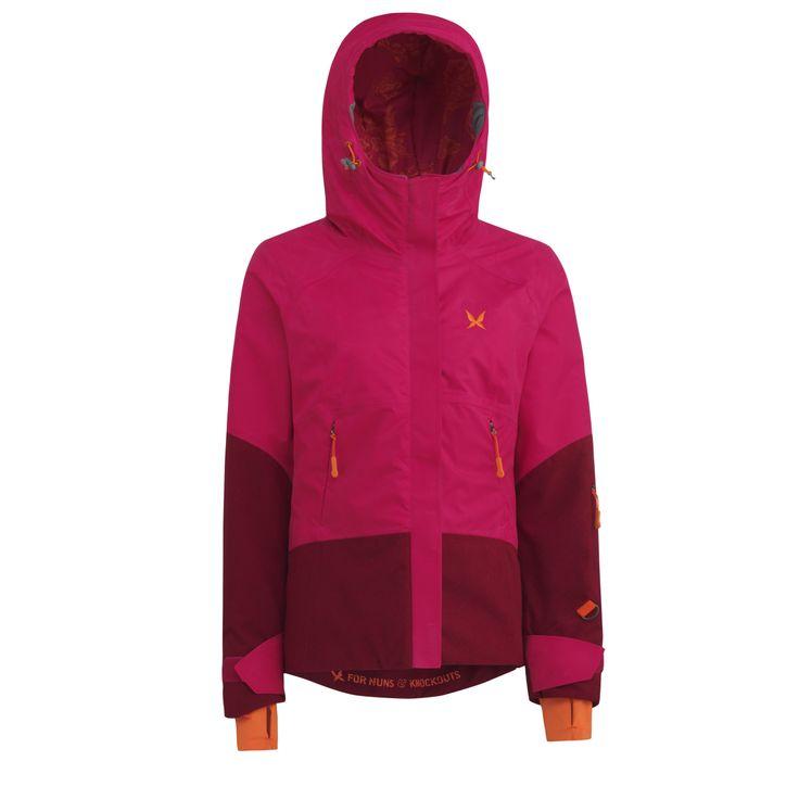 STRAUM JACKET - Skiwear - Categories - SHOP | Kari Traa  Fantastisk! :)