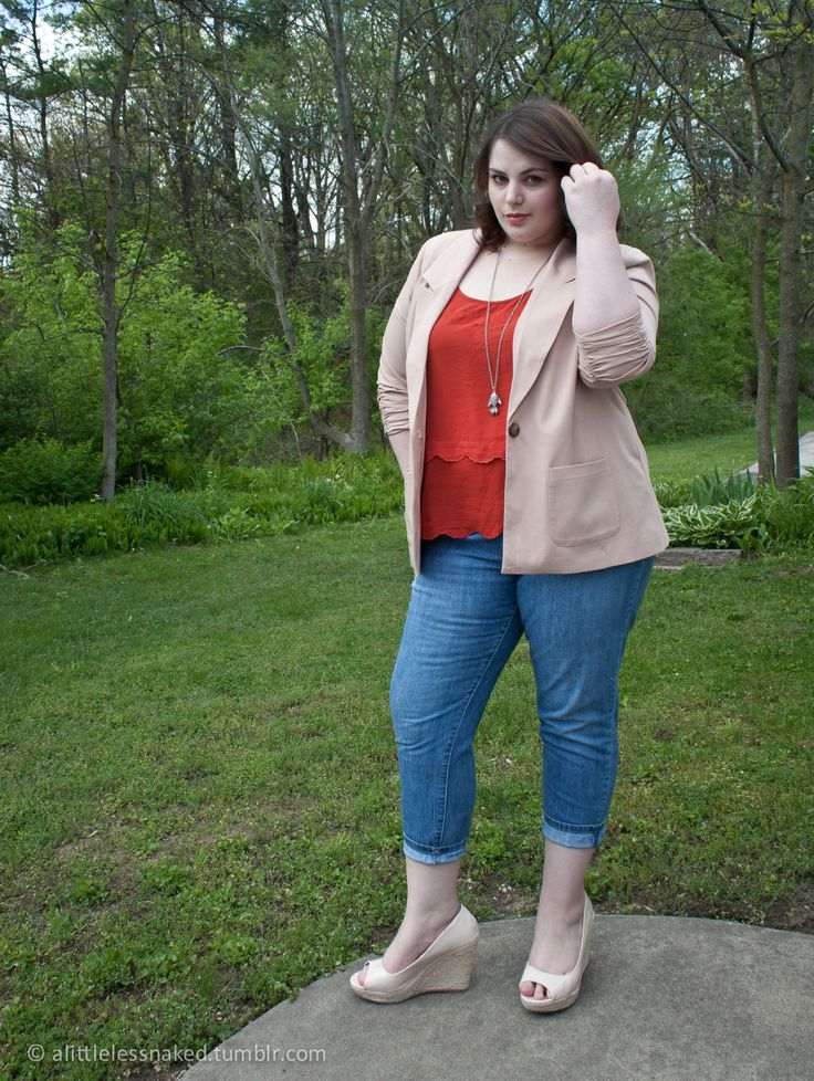17 Best ideas about Fat Girl Outfits on Pinterest