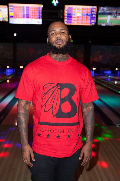 Jayceon Terrell Taylor | Jayceon Terrell Taylor aka The Game attends The Game Album Release ...
