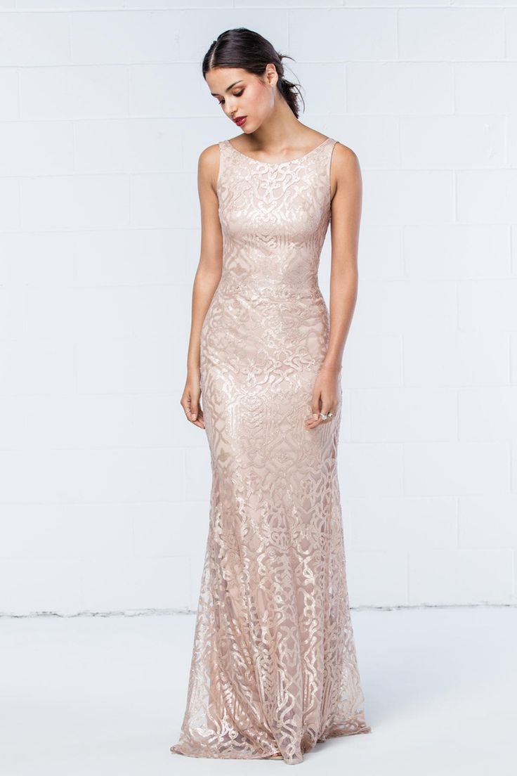 Wtoo Dress Style 351. Latte, Size 12, $285 available at Debra's Bridal Shop, 9365 Philips Hwy., Jacksonville, FL. Contact us for your consultant appointment at 904-519-9900. Dress can be ordered in various colors and sizes.