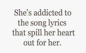 Depressing Music Quotes IMages