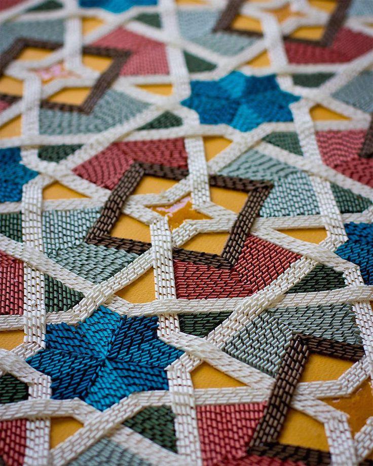 Creative Patterns with Folded Paper – Fubiz Media