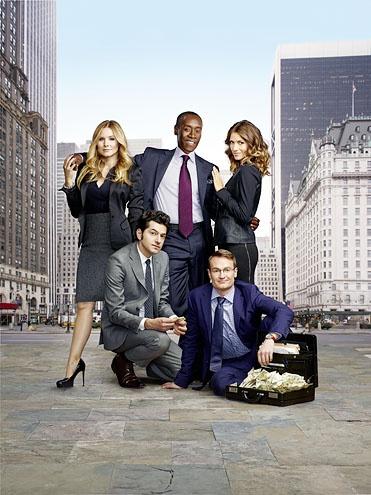 House Of Lies cast.....