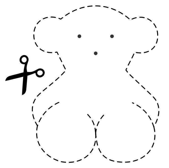 oso camiseta | Templates