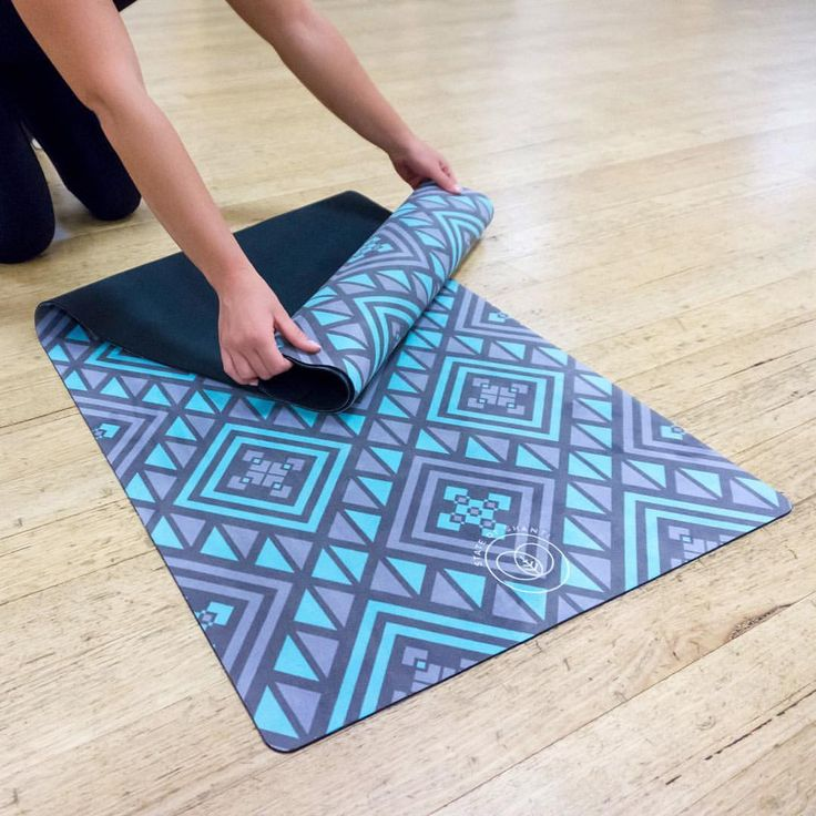 It's a great day to roll out your mat
