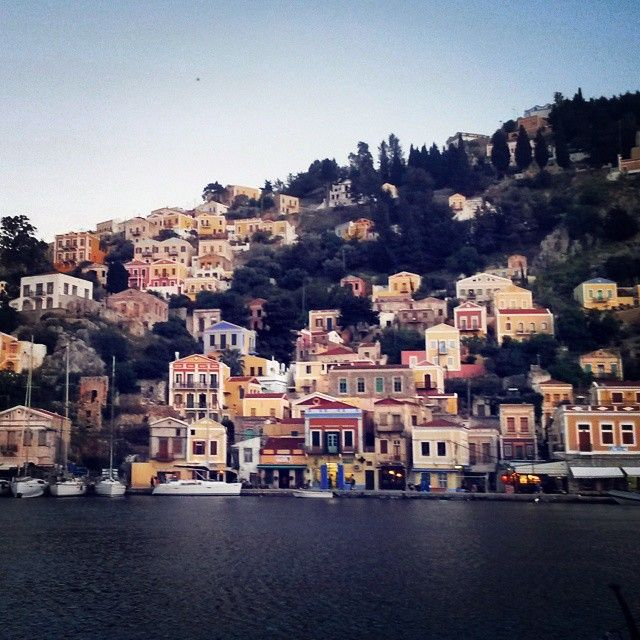 What about a 7-day Iconic Aegean Cruise including Symi and other 6 beautiful destinations? #Celestyalcruises #Iconic #Aegean #cruise #Symi #destination #travelphotography #landscape Photo by @eurydice_kr