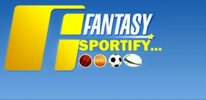 Fantasy Sportify - fantasy sports website where you can fantasy bet, fantasy stock trade, fantasy leagues and join competitions to win prizes.