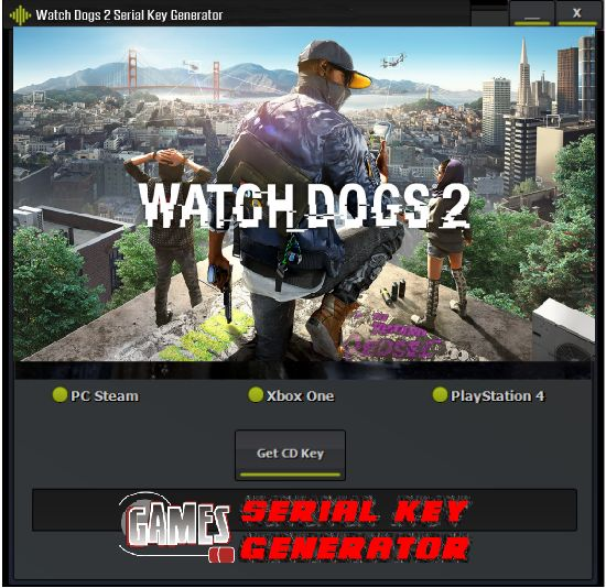 watchdog serial key generator download