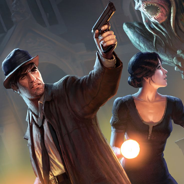 Elder Sign: Omens review at iPad Board Games