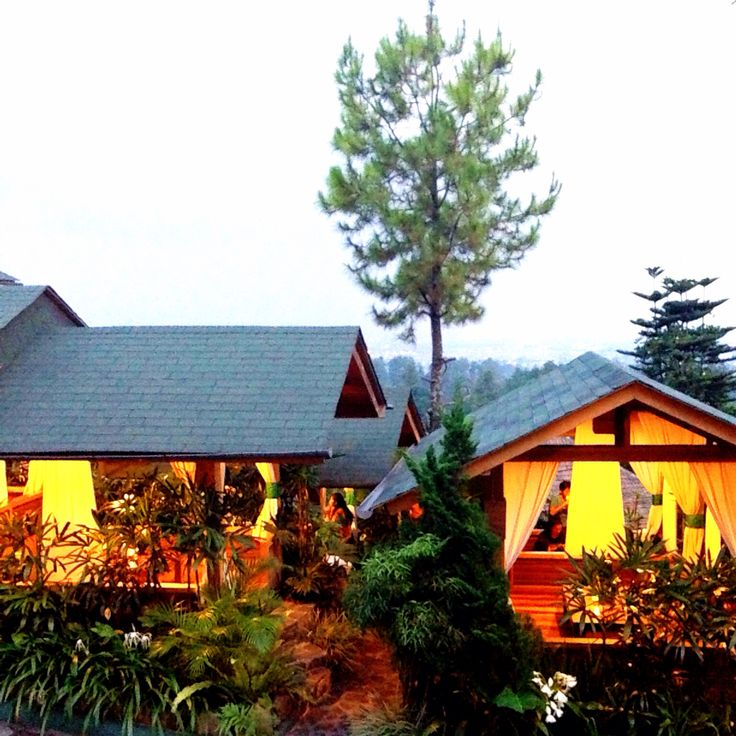 The stone cafe. Bandung, Indonesia