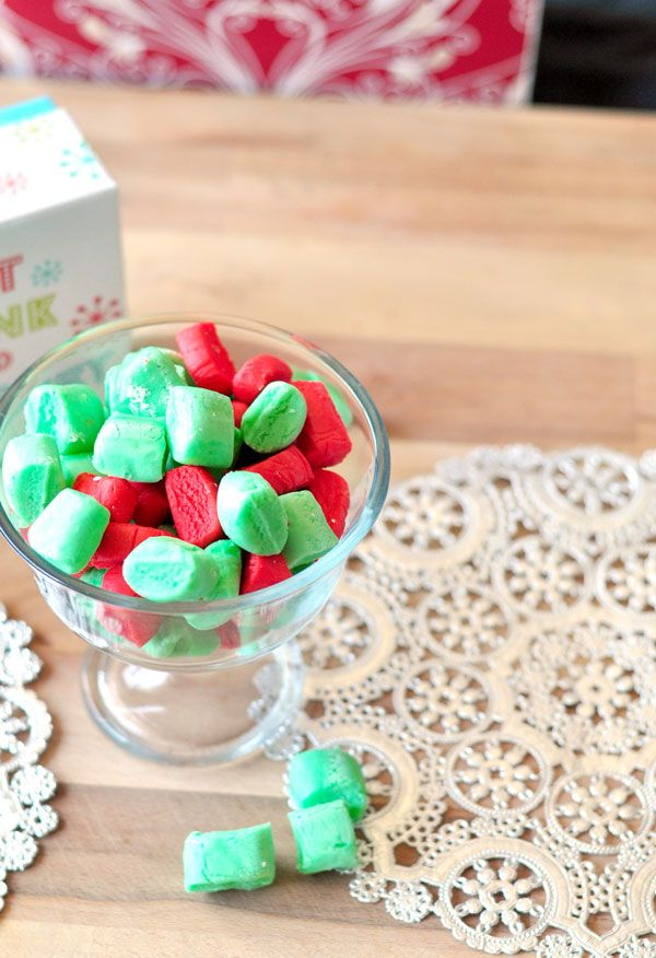 how to make peppermint butter mints