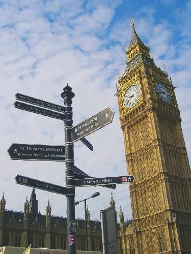 London, so much to offer in our capital city!