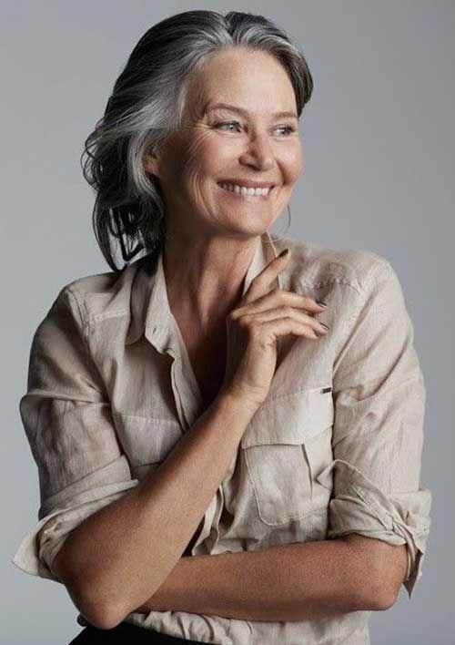 Total Schicke Frisuren Für ältere Frauen Altere Frauen Frisuren