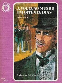 Coleção Clássicos da Literatura Juvenil: Volume 31 - A volta ao mundo em 80 dias - Julio Verne