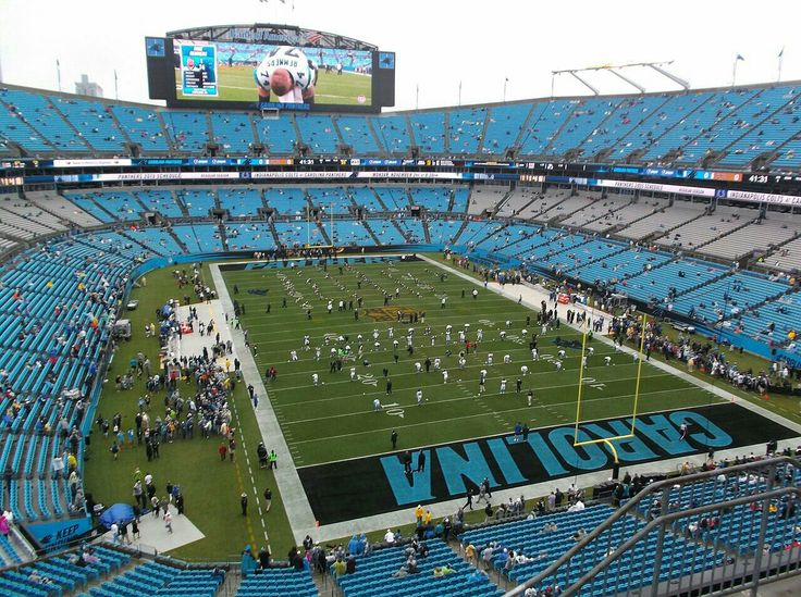 Bank of America Stadium, Carolina Panthers