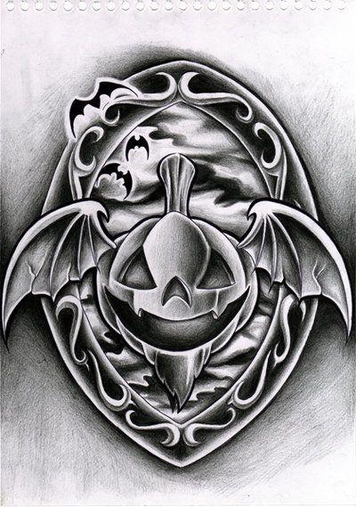 pumpkin wings by WillemXSM.deviantart.com on @deviantART