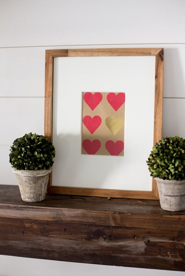 a framed giftbag, super smart, super simple with endless possibilities