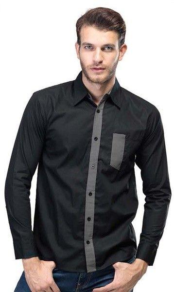 Black Shirt Paris
