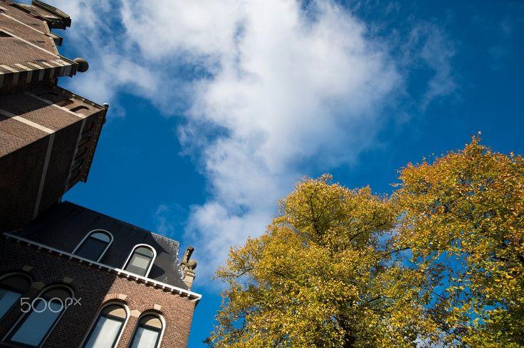 Church- Delft - Fuji Xpro2 Samyang 12mm