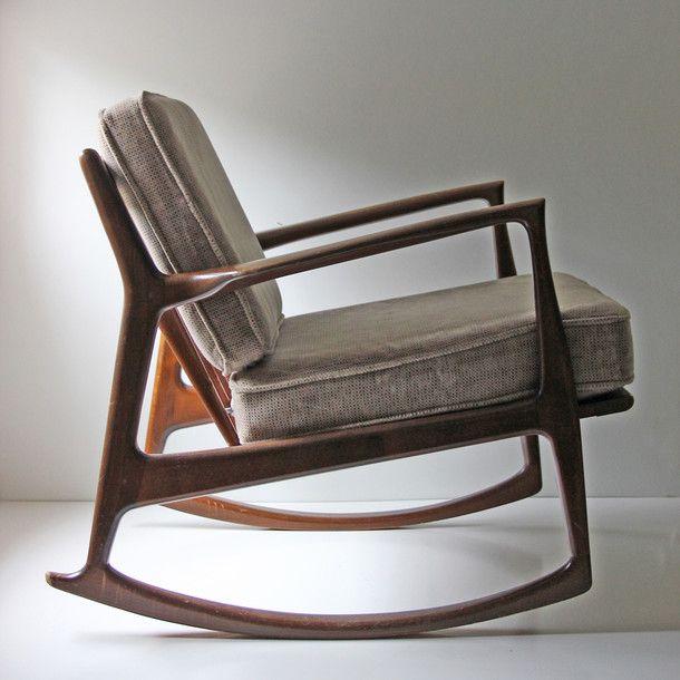 Modern Selig Rocking Chair