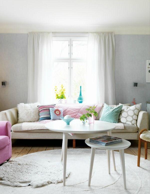 Lekker lente #2: Lente kleuren in huis | Éénig Wonen