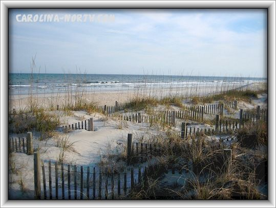 When I think of summer, I think of Wilmington Beach, NC.