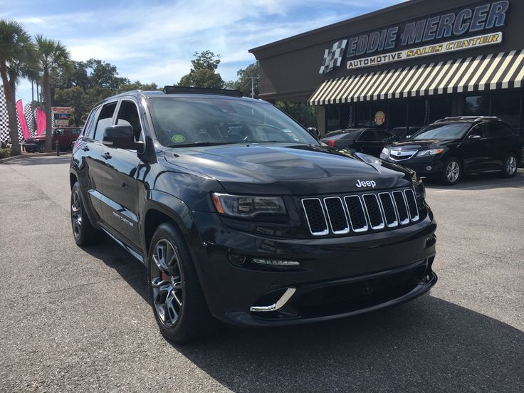 Used 2014 Jeep Grand Cherokee SRT 4x4 SUV for sale in Pensacola, FL