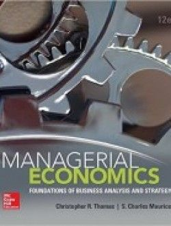 Managerial Economics 12th Edition PDF download here ==> http://www.aazea.com/book/managerial-economics-12th-edition/