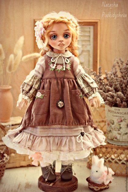 Коллекционные куклы ручной работы. Варенька. Natalidolls( Подкидышева Наталья)…