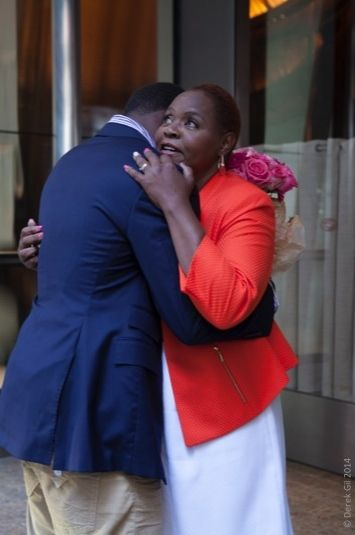 The sweetest story about NFL draft pick Teddy Bridgewater and what he did for his mom for Mother's Day. Sniff.