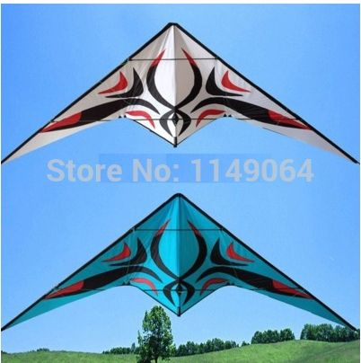(110.44$)  Buy here - http://aiit0.worlditems.win/all/product.php?id=2005197128 - free shipping high quality 2.7m Green flower porcelain dual line stunt kite with handle line easy kite blue and white porcelain