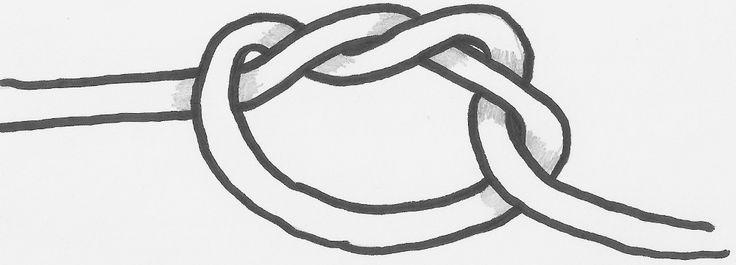 Denne knude kan bruges for at begrænse hvor meget en indian bosal kan strammes. Knuden går ikke igennem ringen, og når man fortsat trækker, fungere det mere som en sidepull. Nyttig med uerfaret rytter, der har tendens til at være for hårdt med hænderne.