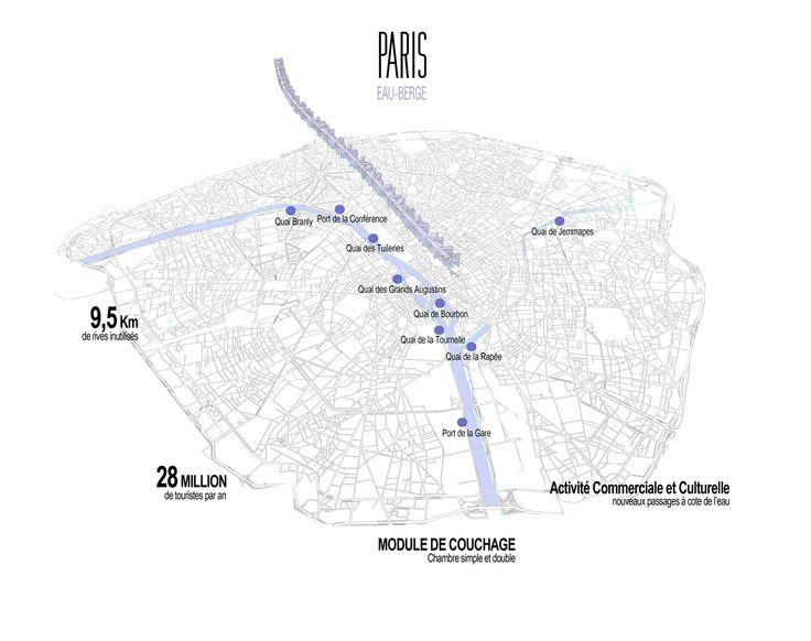 Galería - MenoMenoPiu propone hotel cápsula para turistas en París - 9