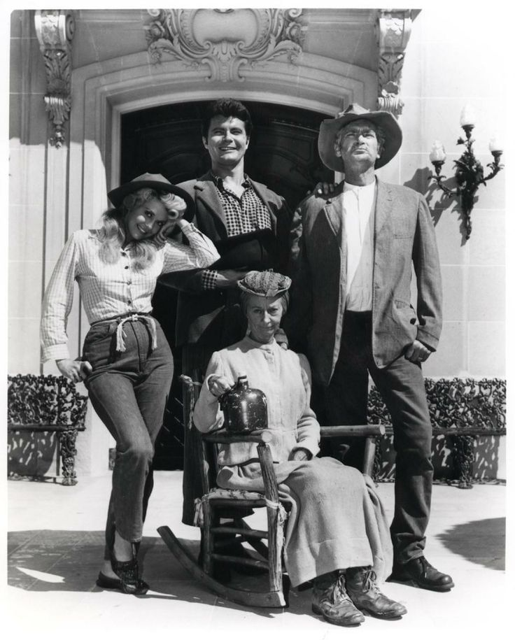beverly hillbillies | There's nothing more amusing and satisfying to fans of a TV series ...