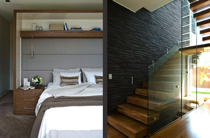 Bedroom by Hare + Klein - Eastern Suburbs Residence